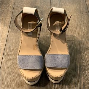 See by Chloe Wedge Sandal